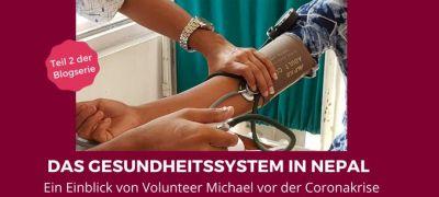 Einblick in Nepals Gesundheitssystem