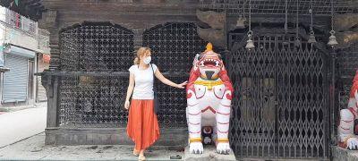 Gestrandet in Nepal während der Coronakrise
