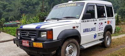 Vom Liegendtaxi zur Ambulanz